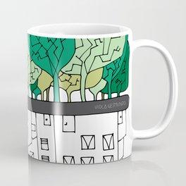 SCONFINAMENTI-CITY AND NATURE Coffee Mug
