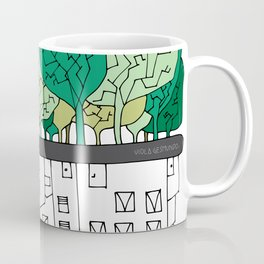SCONFINAMENTI-CITY AND NATURE Coffee Mug