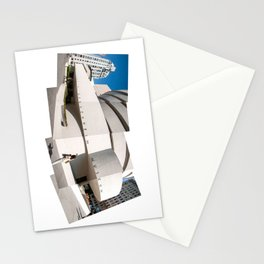 The Guggenheim – pieces of art Stationery Cards