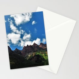 Pointing to the Sky Stationery Cards