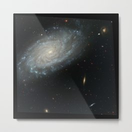 Hubble Space Telescope - Full ACS Image of NGC 3370 Metal Print