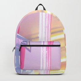 Pink in Paris 02 Backpack