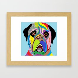 Mastiff Framed Art Print