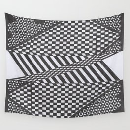 Twisted mind Wall Tapestry