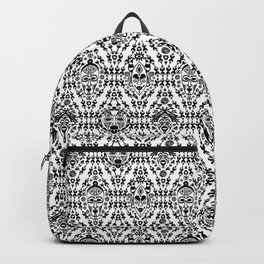 Ethnic Tribal African pattern Backpack