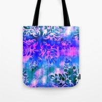 hawaiian Tote Bags featuring Hawaiian Holiday by Vikki Salmela