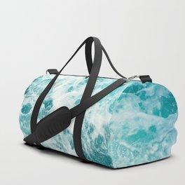 Ocean Sea Waves Duffle Bag