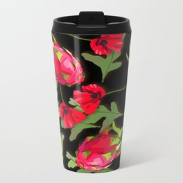 dragon fruit Metal Travel Mug