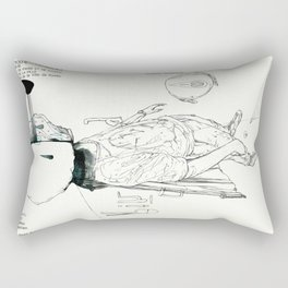 FLY TO YOU Rectangular Pillow