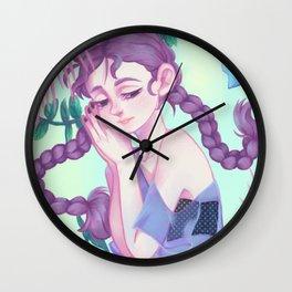 Don't fall asleep Wall Clock