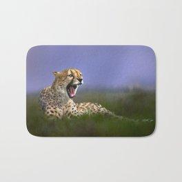 The Cheetah Bath Mat