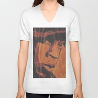 jay fleck V-neck T-shirts featuring Jay by 100mill