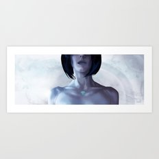 Connectionix Art Print
