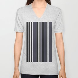 Kirovair Blocks Jeans #minimal #design #kirovair #decor #buyart Unisex V-Neck