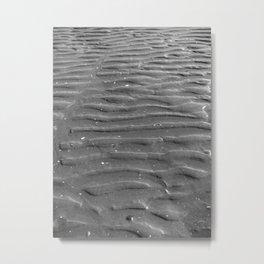 Sands Metal Print