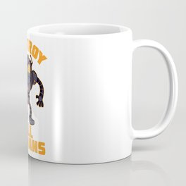 Destroy All Humans Angry Robot Coffee Mug