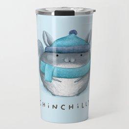 Chinchilly Travel Mug