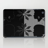 afro iPad Cases featuring afro by Kathead Tarot/David Rivera