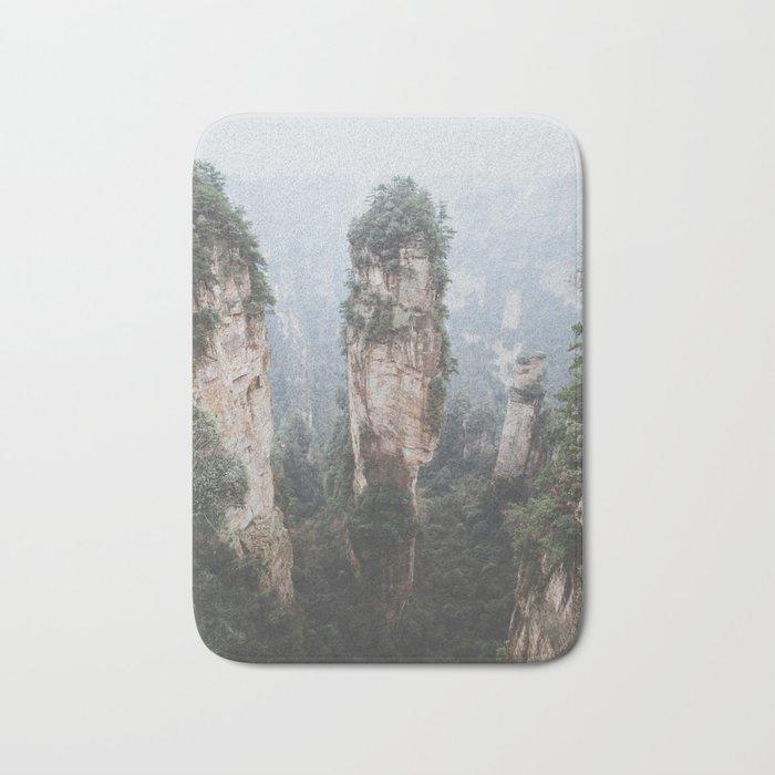 Zhangjiejia National Forest Park Bath Mat