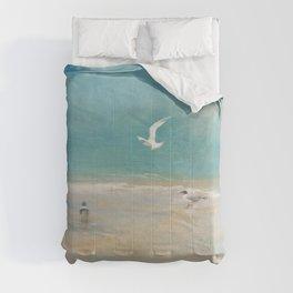 A Tern among Gulls Comforters