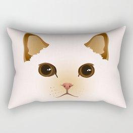 Cat Eyes Variation Rectangular Pillow