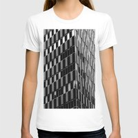 dallas T-shirts featuring Building8 Dallas by SarahGW