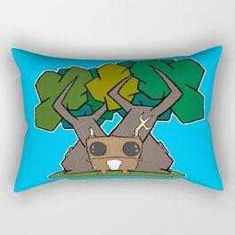 Wee Beasty Rectangular Pillow