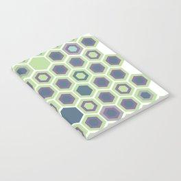 Honycomb Art Deco Notebook