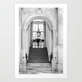 Sicilian  Doorway Art Print