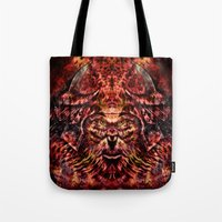 soldier Tote Bags featuring Soldier by Zandonai