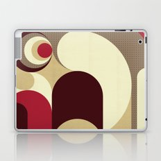 5 Colors Composition (#1) Laptop & iPad Skin