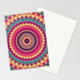 Mandala 440 Stationery Cards