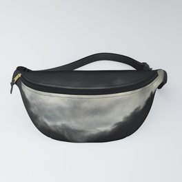 Stormy Clouds Fanny Pack