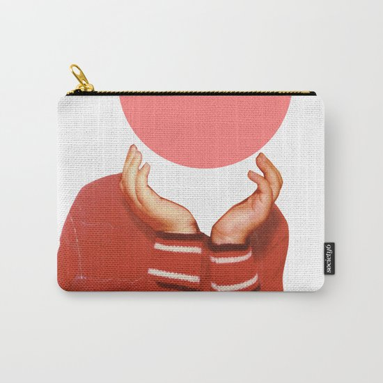 Where is my mind? Carry-All Pouch