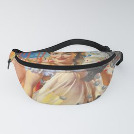By Some Sleepy Need For Unreality Fanny Pack