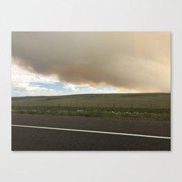 I-25 Storm Canvas Print