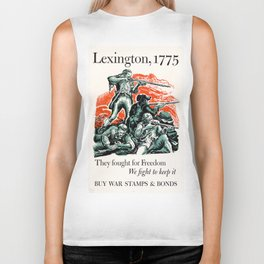 Lexington 1775 Biker Tank