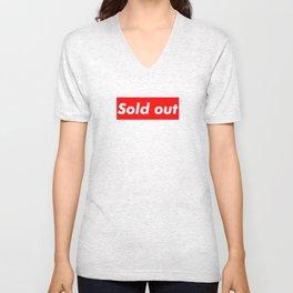 Supreme Sold Out Unisex V-Neck
