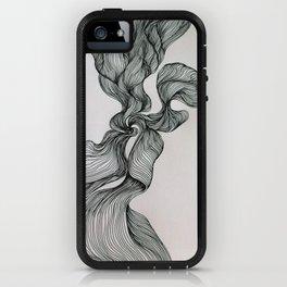 Drawing Weird Stuff iPhone Case