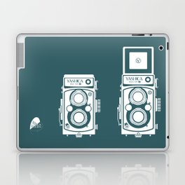 Yashica MAT 124G Camera Laptop & iPad Skin