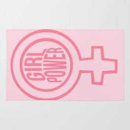 girl power Rug