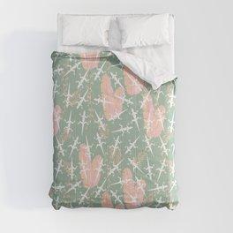 Lizard pattern 002 Comforters