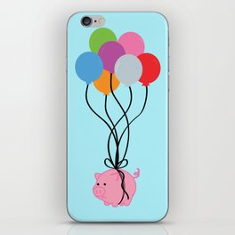 Pigs Can Fly iPhone Skin