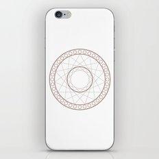 Anime Magic Circle 17 iPhone & iPod Skin