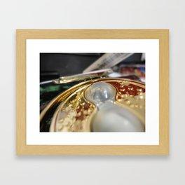 Time Turner Framed Art Print
