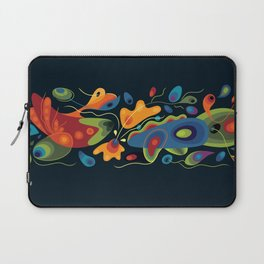 Wobbly Whiskers Laptop Sleeve