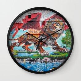 Detroit Chimera ( kī-ˈmir-ə ) Wall Clock