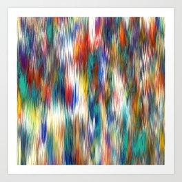 line wind Art Print