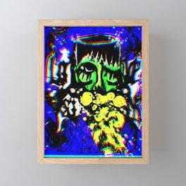 Love Sick Framed Mini Art Print