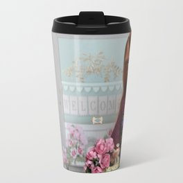 ** It's always a good day to buy flowers ** Travel Mug